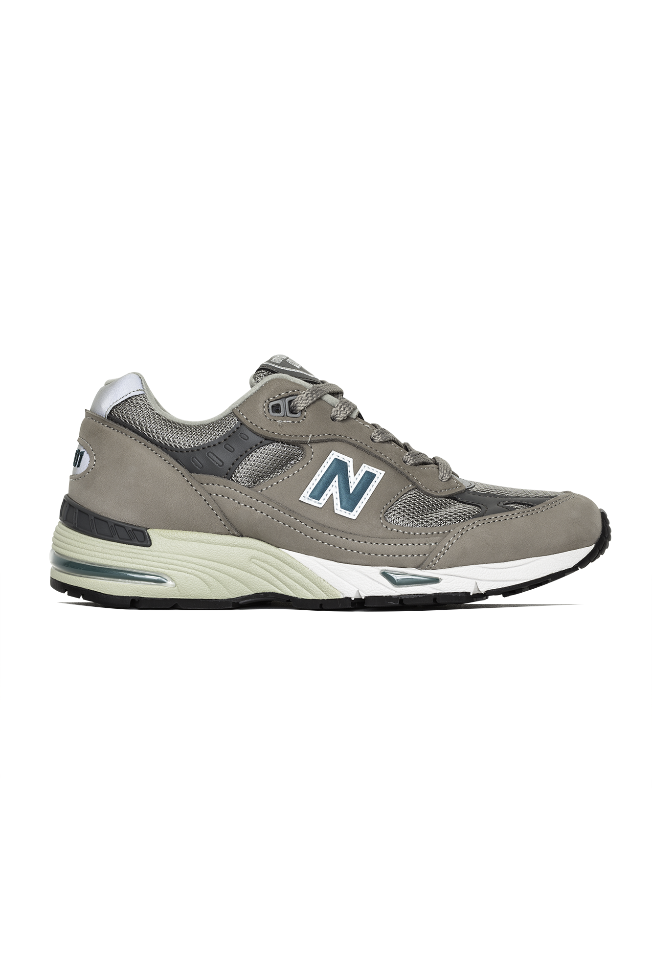 "New Balance Sneakers W 991 ""20° Anniversary"" Grigio W991#000#ANI#5,5 - One Block Down"