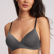 Load image into Gallery viewer, Montelle Essentials Wire Free T-Shirt Bra in Cloud Mix