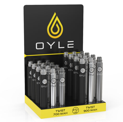 OYLE - 24 CT DISPLAY  *CHAMPS SPECIAL* - SmokeSupply1
