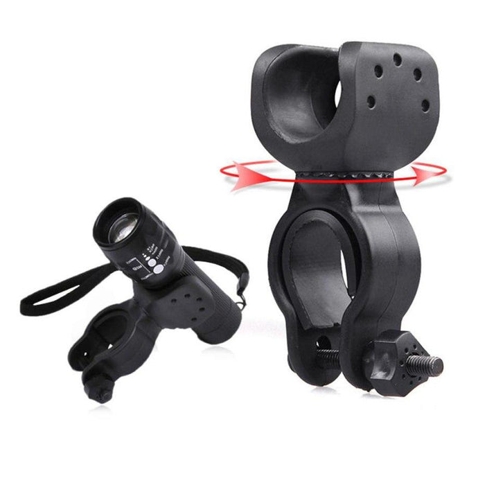 360° Rotating Flashlight Holder