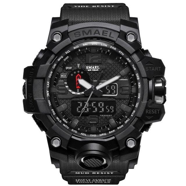 Limitless Chronograph Military Watch