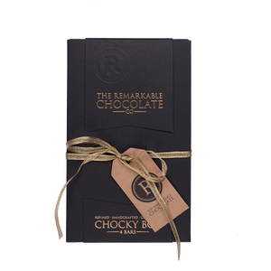 Chocky Box | Remarkable Chocolate | New Zealand Chocolate Bars Gift Box