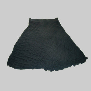 used J.Jill ladies black skirt