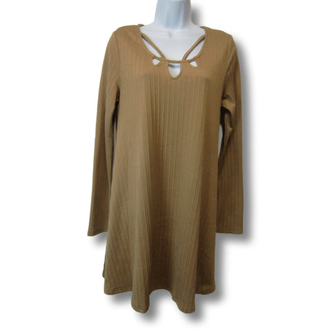 new Very J ladies brown dress