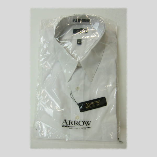 new Arrow man's white shirt