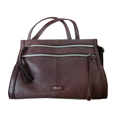 used Relic ladies brown purse