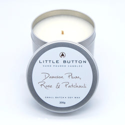 Damson Plum, Rose & Patchouli