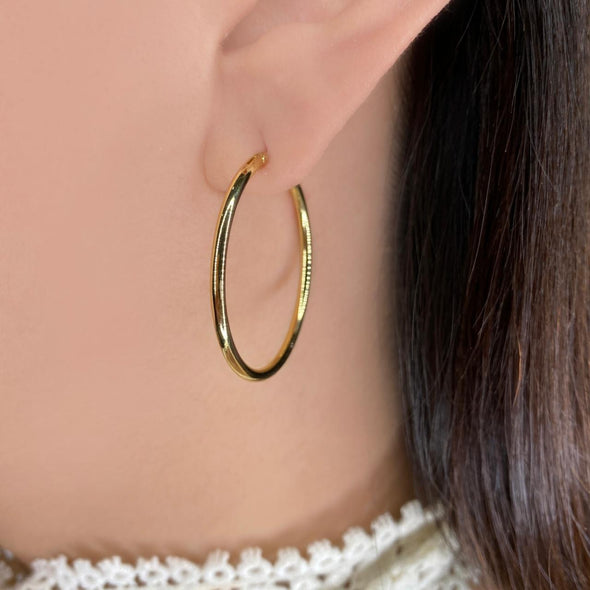 Skinny Mini Hoops (W057)