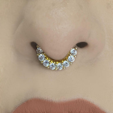 Ultra Bright Nose Ring (KI169)