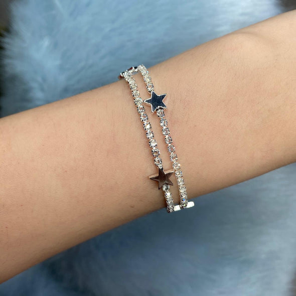 Double Star Bracelet (MG075)