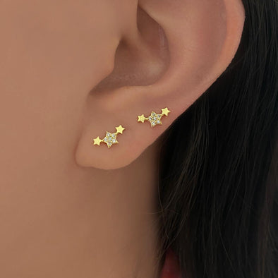 Constellation Mini Studs (1301)