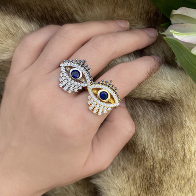 Grand Evileye Ring (1121)
