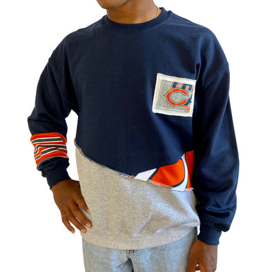 Chicago Bears Crew Sweatshirt