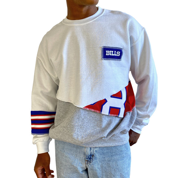 Buffalo Bills Crew Sweatshirt