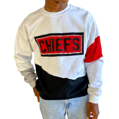 Kansas City Chiefs Crew Sweatshirt