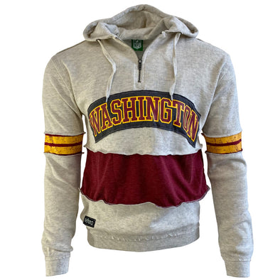Washington Football Team Men's ¼ Zip Hooded Thermal