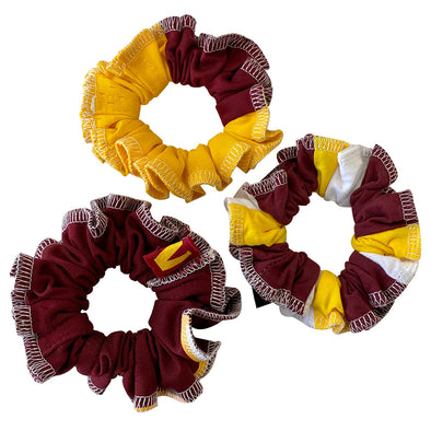 Washington Football Team Hair Scrunchies – 3-Pack