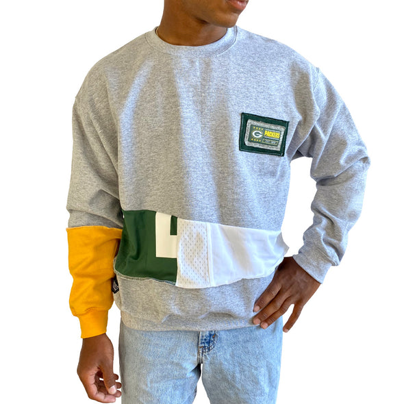 Green Bay Packers Crew Sweatshirt
