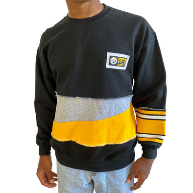Pittsburgh Steelers Crew Sweatshirt