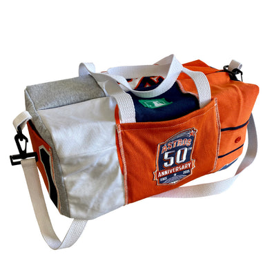 Houston Astros Duffle Bag