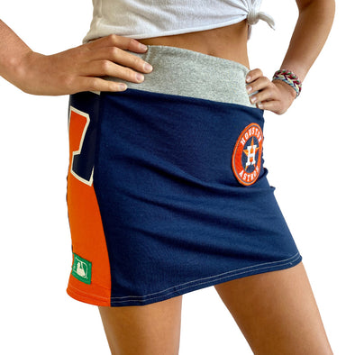 Houston Astros Mini Skirt