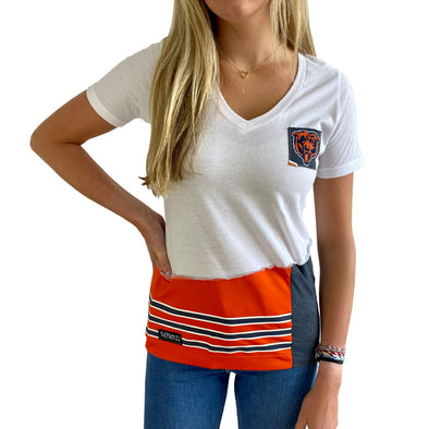 Chicago Bears V-Neck Top