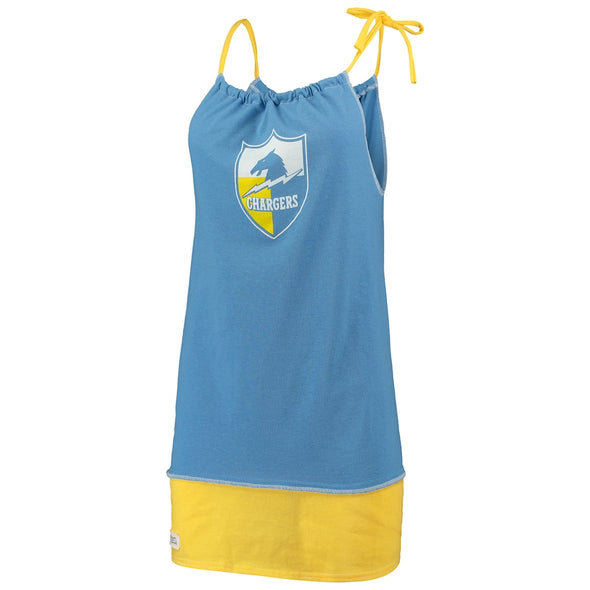 Los Angeles Chargers Tank Dress