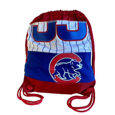 Chicago Cubs Drawstring Backpack