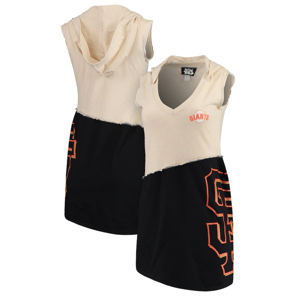 San Francisco Giants Hooded Mini Dress