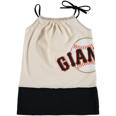 San Francisco Giants Kid's Tank Dress