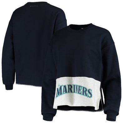Seattle Mariners Crop Sweatshirt