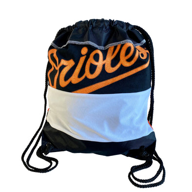 Baltimore Orioles Drawstring Backpack