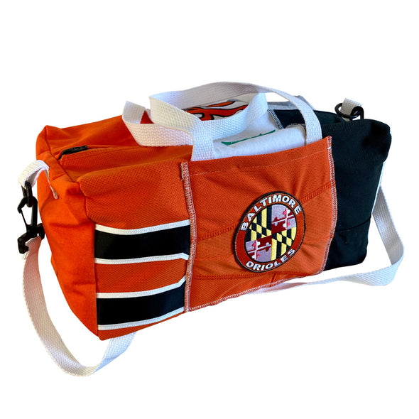Baltimore Orioles Duffle Bag