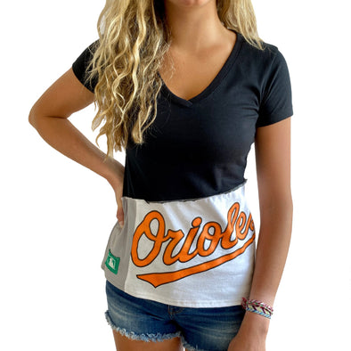 Baltimore Orioles V-Neck Top
