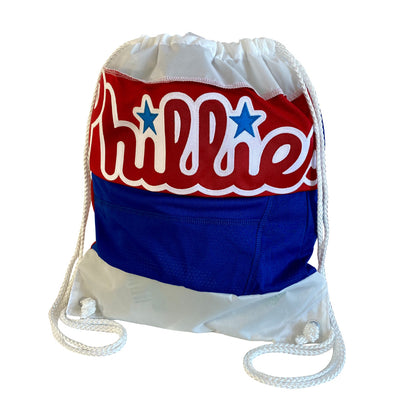 Philadelphia Phillies Drawstring Backpack