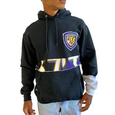 Baltimore Ravens Hooded Sweatshirt