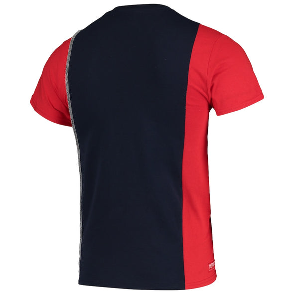 Houston Texans Split Side Short Sleeve Tee Top