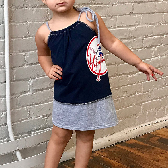 New York Yankees Kid's Tank Dress