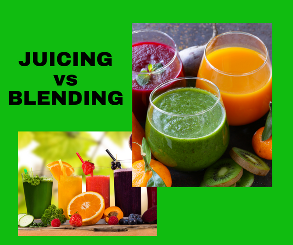Juicing or Blending- Mareets Philippines
