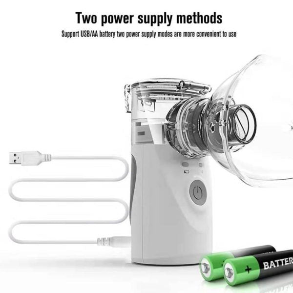 Compact And Portable Nebulizer - Mareets Philippines