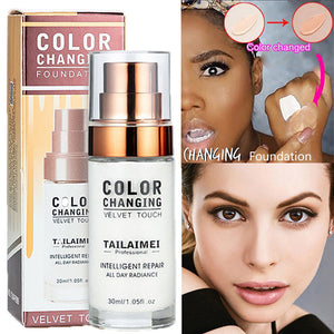Flawless Color Changing Liquid Foundation (Buy 1 Take 1)
