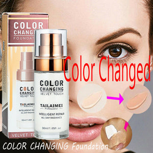 Flawless Color Changing Liquid Foundation (Buy 1 Take 1) - Mareets Philippines