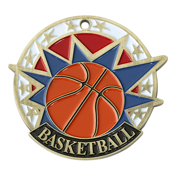 USA Basketball Medallion