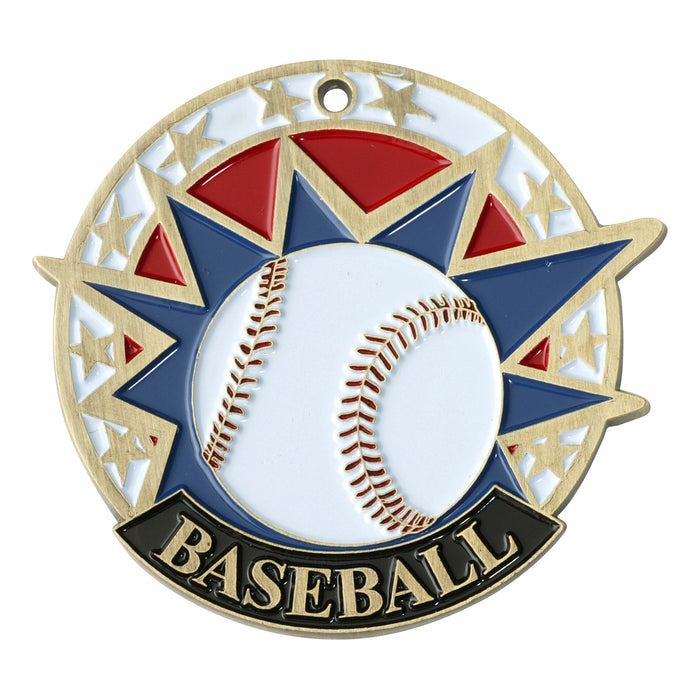 USA Baseball Medallion