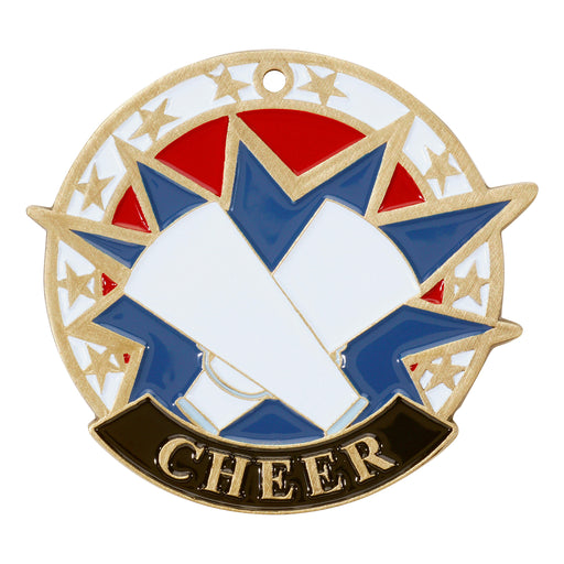 USA Cheer Medallion