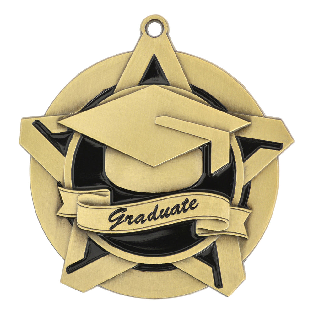 Graduate Star Medallion