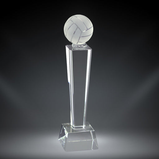 "8 3/4"" Volleyball/Water Polo Crystal"