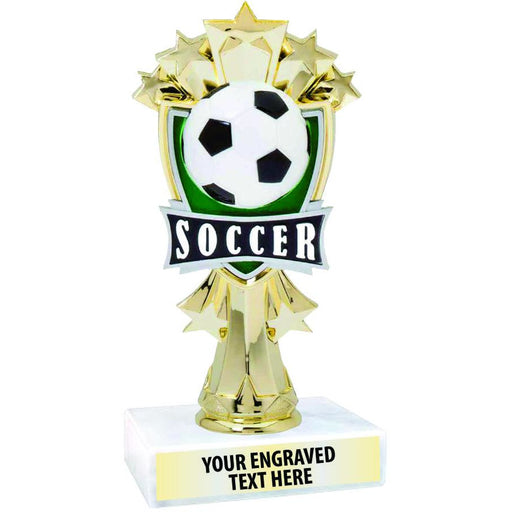 7 3/4 All Star Soccer Trophy