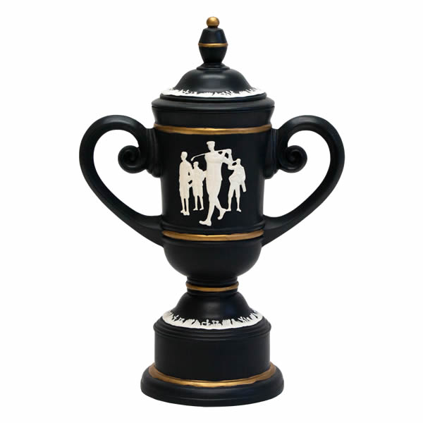 Golf Cameo Cup Trophies
