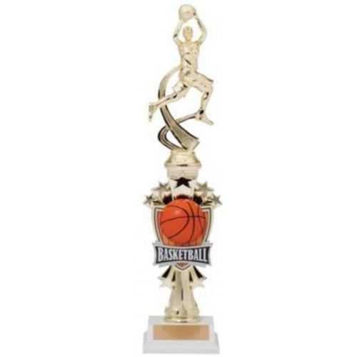 *15 Basketball Trophy Basketball
